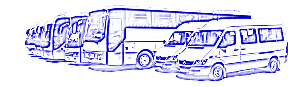 rent buses with coach hire companies from France